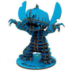 Mini Cardboard Stitch Puzzle Figure