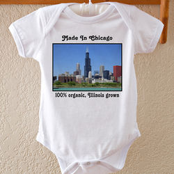 Picture Perfect Baby Bodysuit