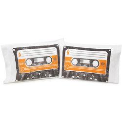 Mix Tapes Pillowcase Set