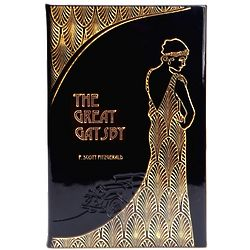 The Great Gatsby: Italian Metallic Patent Leather Bound Edition