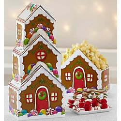 Home for the Holidays Treat Tower