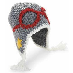 Baby's Crochet Aviator Hat