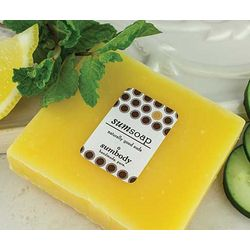 Lemon Cucumber Mint Soap