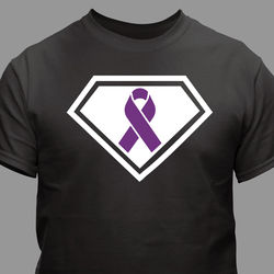 Super Awareness Ribbon T-Shirt