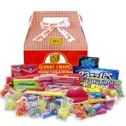Holiday Retro Candy Gift Box