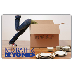 Bed, Bath & Beyond Housewarming Gift Card