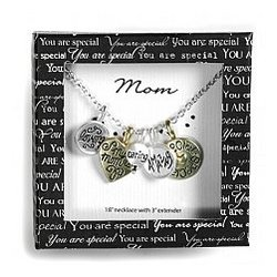 You Are Special Mom Necklace