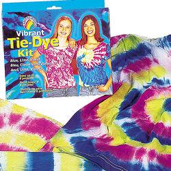 Vibrant Tie-Dye Kit