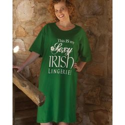 This Is My Sexy Irish Lingerie