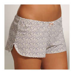 Flower Meadow Pajama Shorts