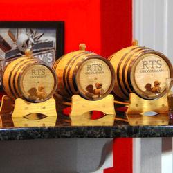 Bluegrass Whiskey Barrel