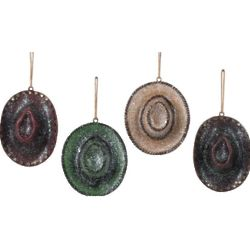 Cowboy Hat Ornaments