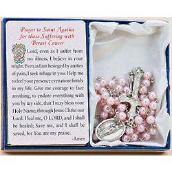 St. Agatha Breast Cancer Rosary