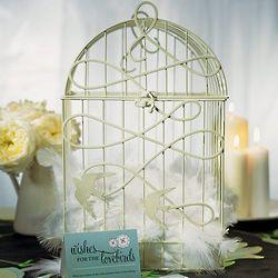 Lovebirds Decorative Birdcage