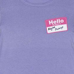 Friends Regina Phalange Junior's T-Shirt