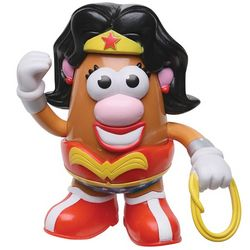 Wonder Woman Mrs. Potato Head