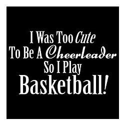 I Play Basketball T-Shirt