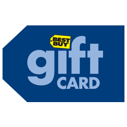 Best Buy Blue $25 Gift Card
