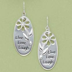 Embrace Life Earrings
