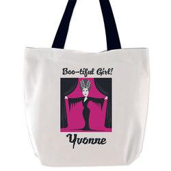 Boo-tiful Girl Trick or Treat Bag