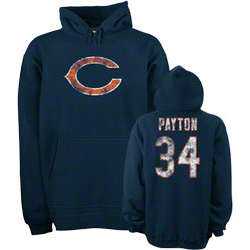 Walter Payton Chicago Bears Vintage Name and Number Sweatshirt