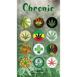 Marijuana Stickers for iPhone, iPad, and iPod