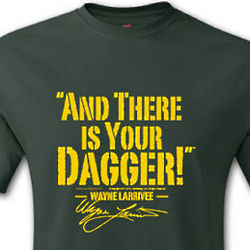 And There is Your Dagger! Mens Short Sleeve T-Shirt