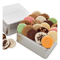 Deluxe Assorted Cookie Tin
