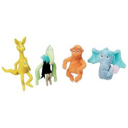 Horton Hears a Who Finger Puppets