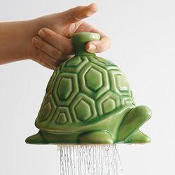 Turtle Thumb Pot