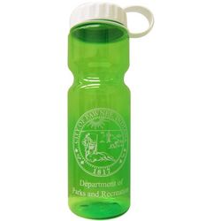 Parks and Recreation Pawnee Water Bottle