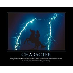 Character Personalized Print