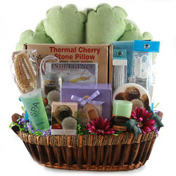 Ultimate Spa Gift Basket