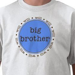 The Original Personalized Big Brother Shirt