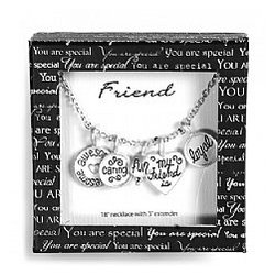 You Are Special Friend Necklace