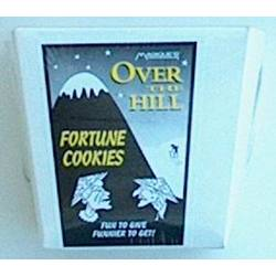 Over the Hill Fortune Cookies
