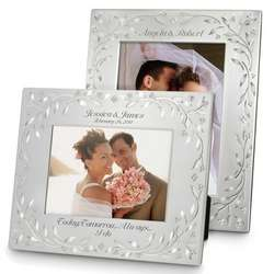 Leaves and Vines Picture Frame