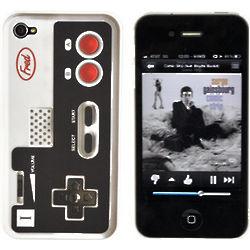 iPhone 4 Retro Gaming Controller Hard Case