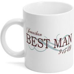 Best Man Classic Mug