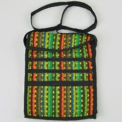 Woven Tablet Bag