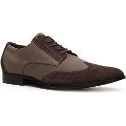 Men's Linen Oxfords