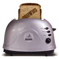 Cleveland Browns Protoast Toaster