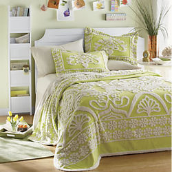 Hillcrest Chenille King Bedspread