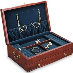Duchess II Cherry Jewelry Chest
