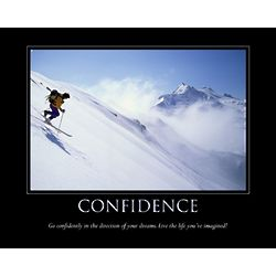 Confidence Personalized Print