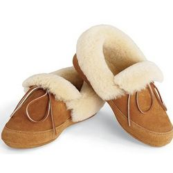 Androscoggin Sheepskin Slippers