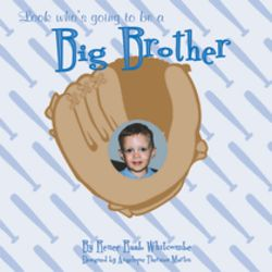 Look Who's Going to be a Big Brother Keepsake Journal