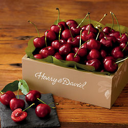 Springtime Cherries Fresh Fruit Gift Box