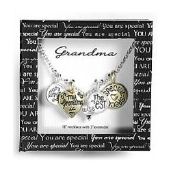 You Are Special Grandma Necklace