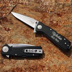 SOG Twitch XL Folding Lock Blade Knife